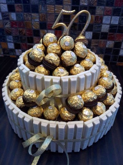 Best 25+ 50th anniversary cakes ideas on Pinterest   50th ...