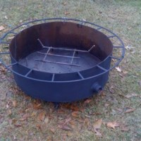 1000+ images about Propane tank fire pit on Pinterest ...