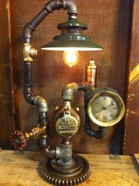 689 best images about Steampunk Industrial Lighting on ...