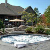 76 best images about Hot Tubs/ Jacuzzi on Pinterest