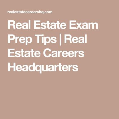 25+ best ideas about Real estate exam on Pinterest | Real estate career, Real estate uk and ...