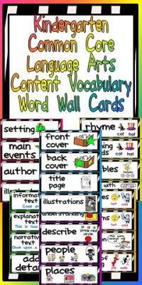 1000+ ideas about Kindergarten Language Arts on Pinterest ...