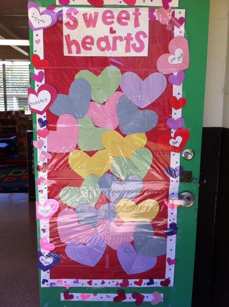 Preschool Door Decorations