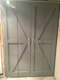 17 Best ideas about Folding Closet Doors on Pinterest ...