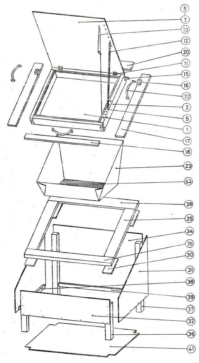 simple diy portable solar power box for camping or emergencies