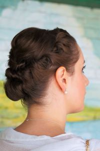 Best 20+ Wedding Guest Updo ideas on Pinterest | Wedding ...