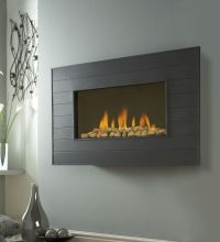 17 best images about Wall Mounted Fires on Pinterest ...