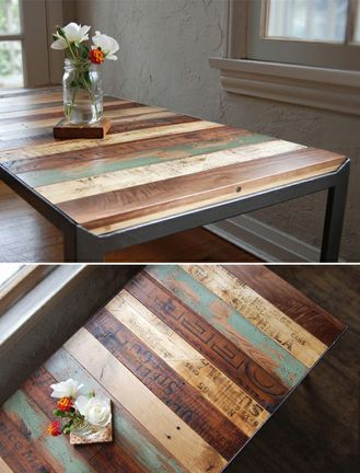 1000+ Ideas About Wooden Pallet Projects On Pinterest | Pallet