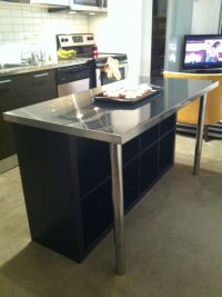 Diy Kitchen Island Ikea - WoodWorking Projects & Plans