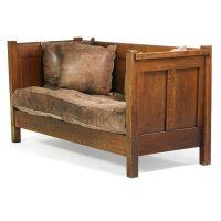 Craftsman Style Sofa  TheSofa