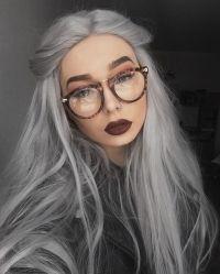 Best 20+ Silver hair ideas on Pinterest | Grey blonde, Ash ...