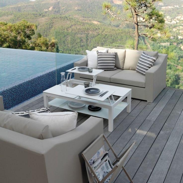 Beautiful Designer Gartensofa Indoor Outdoor Contemporary ...