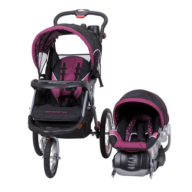 Baby Trend Newborn Car Seat 17 Best Images About Pink Jogging Stroller Reviews On