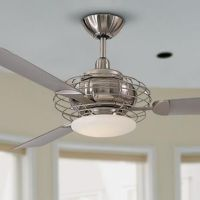 1000+ images about Ceiling fans/lighting for kitchen on