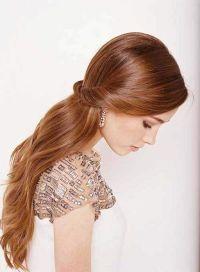 Best 25+ Straight wedding hairstyles ideas on Pinterest ...