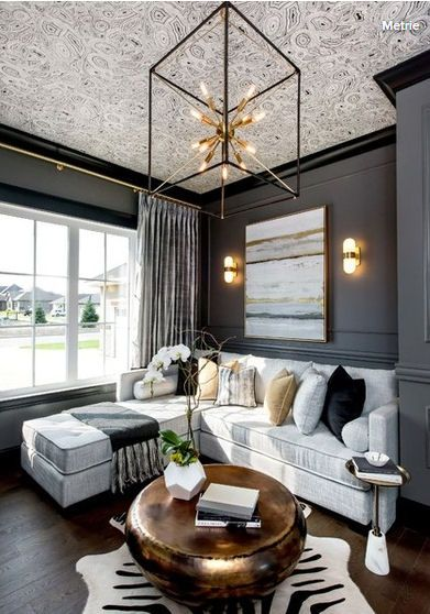 25+ best ideas about Wallpaper Ceiling on Pinterest | Graphic wallpaper, Wallpaper ceiling ideas ...