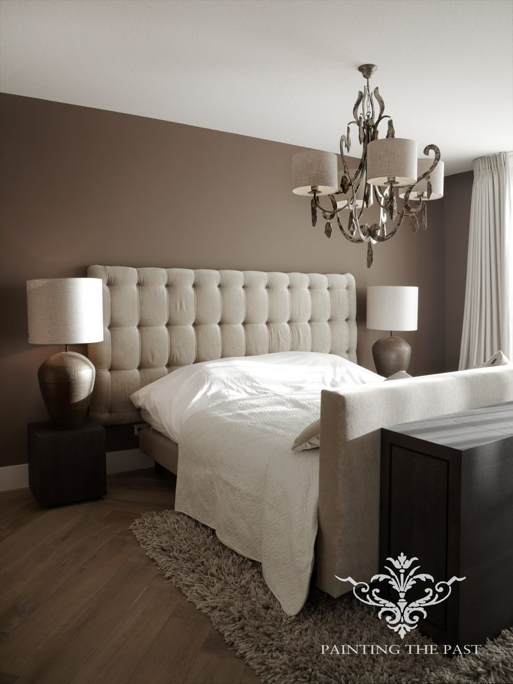 Mooie Kleuren Slaapkamer Wallcolour Truffle By Painting The Past. | ~taupe~an