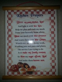 17 Best images about Kitchen Prayers on Pinterest | Nice ...
