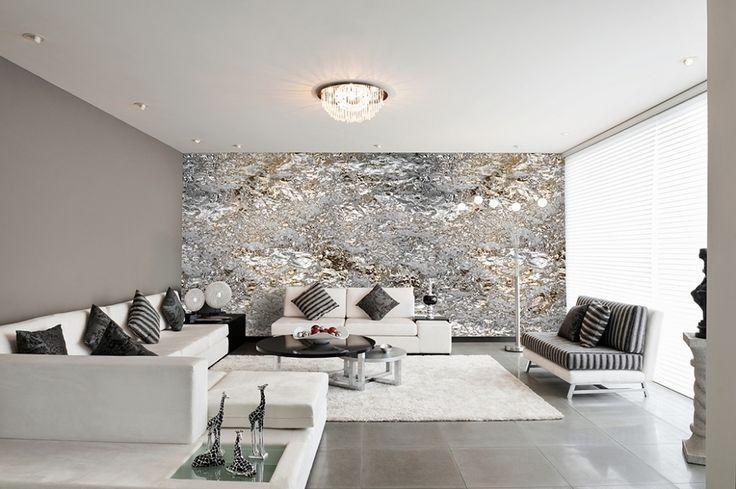 Wohnzimmer Modern Tapete Wohnzimmer Design Tapete And