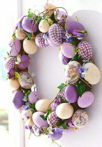 17+ best ideas about Easter Wreaths on Pinterest | Ester ...
