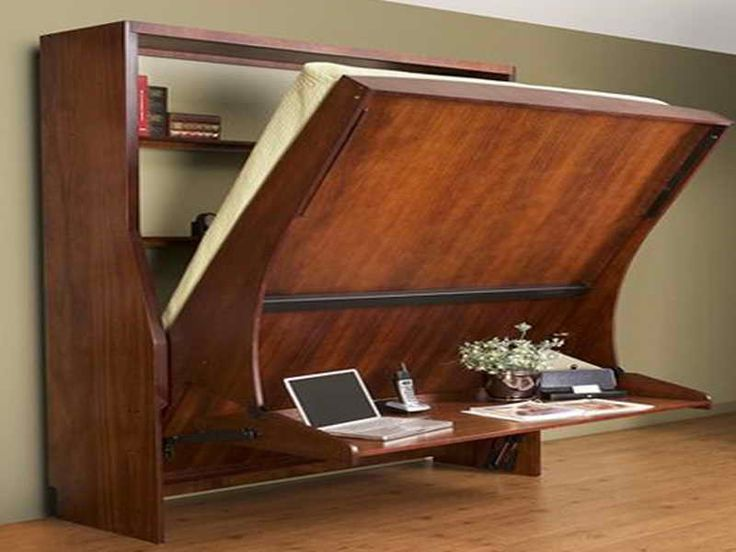Murphy Bed Desk 25+ Best Ideas About Murphy Bed With Desk On Pinterest