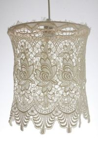 1000+ ideas about Lace Lamp on Pinterest | Lace Lampshade ...