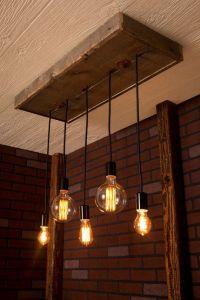 Best 25+ Edison bulb chandelier ideas on Pinterest ...