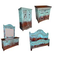 Turquoise bedrooms, Bedroom furniture and Turquoise on ...
