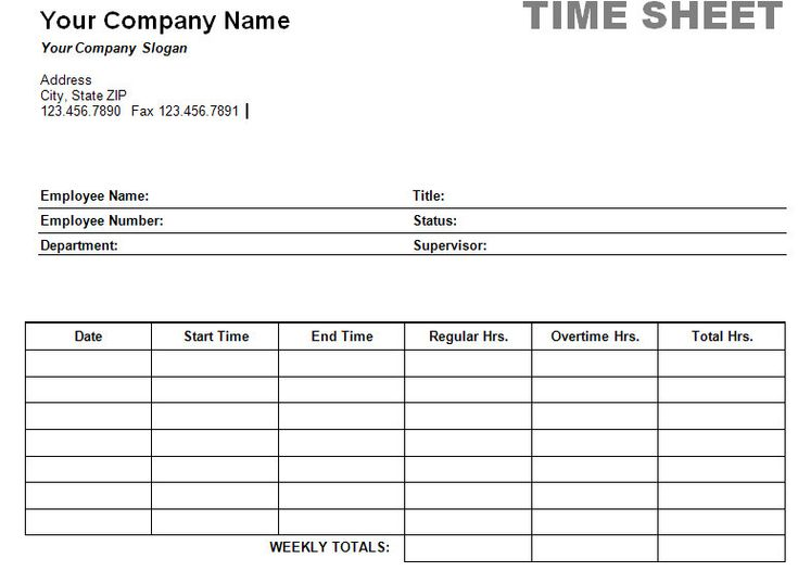 Sample Payroll Timesheet Calculator Download Free Timecard - time card calculator
