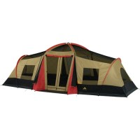Ozark Trail 10-Person 3-Room XL Camping Tent, 20' x 11 ...