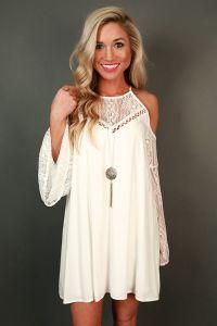 Best 25+ Cold shoulder dress ideas on Pinterest