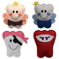 17+ best ideas about Tooth Fairy Pillow on Pinterest ...