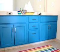25+ best ideas about Painting bathroom vanities on ...
