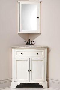 Corner Bathroom Cabinet Sink - WoodWorking Projects & Plans