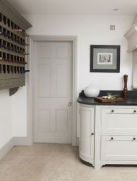trim and cabinetry paint color darker than walls | Dream ...