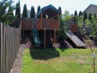 25+ best ideas about Sloping backyard on Pinterest ...