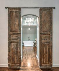 25+ best ideas about Sliding Bathroom Doors on Pinterest