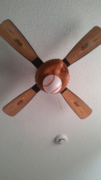 25+ best ideas about Baseball ceiling fan on Pinterest ...
