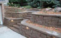 Best 25+ Retaining wall bricks ideas on Pinterest