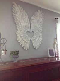 Best 20+ Angel wings wall decor ideas on Pinterest   Angel ...