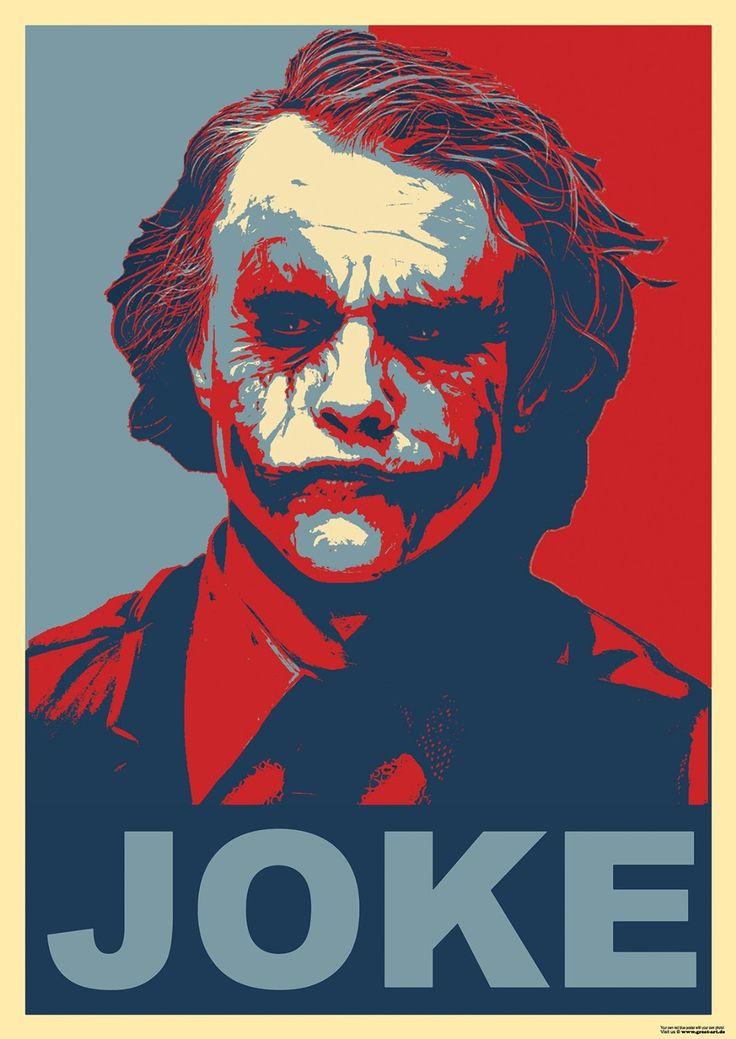 Loki Wallpaper Quote Joker Poster Joke Red Blue Poster Joker Batman The