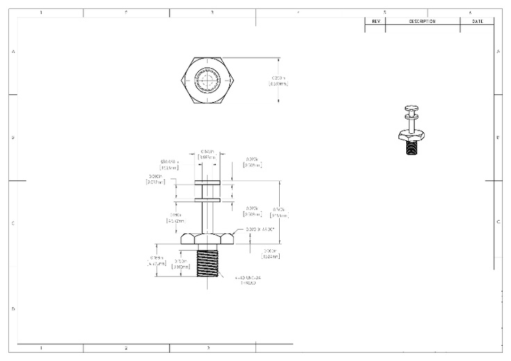 hvac plumbing drawing