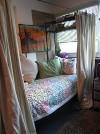 25+ best ideas about Dorm room privacy on Pinterest | Dorm ...