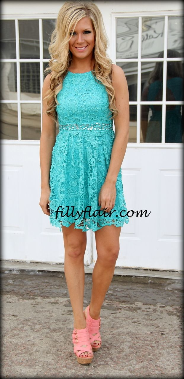 bridesmaidflower girl dresses turquoise wedding dresses Vintage modern dresses at the right prices Shop Filly Flair boutique for a huge selection of dresses turquoise dress on Wanelo