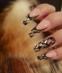 1000+ ideas about Gel Nail Designs on Pinterest | Acrylic ...