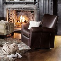 1000+ images about Swivel chairs! on Pinterest | Leather ...