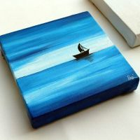 Best 25+ Small canvas paintings ideas on Pinterest | Small ...