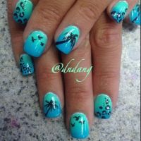Best 1327 Nail Art images on Pinterest | Hair and beauty