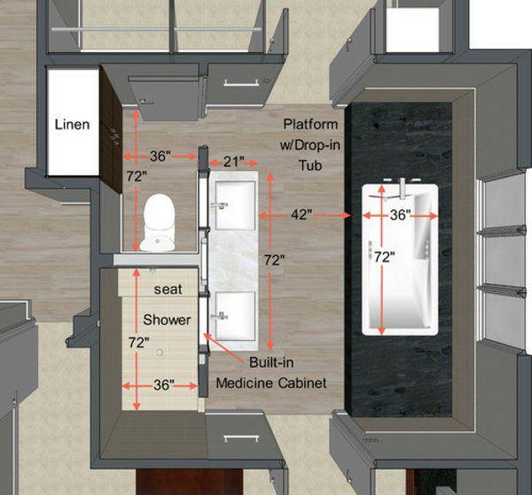 25+ best ideas about Badezimmerplaner on Pinterest Badplaner 3d - badezimmer grundriss