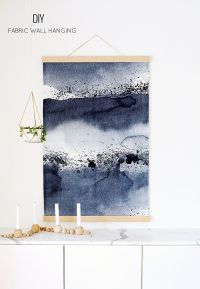 Best 20+ Fabric wall hangings ideas on Pinterest